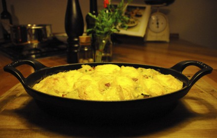Rezept Tartiflette Gericht